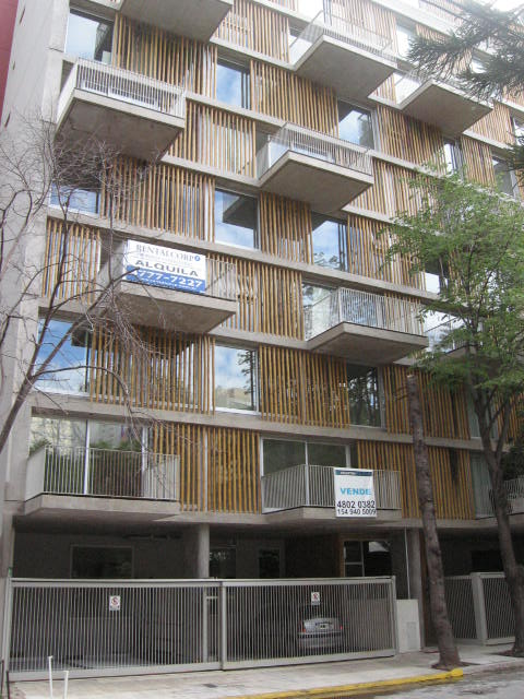 Apartment: 82m<sup>2</sup> in Palermo, Buenos Aires